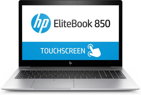 HP Elitebook 850 G2 Touch Screen i5-5300U 16GB RAM 512GB Solid State Drive W10P Refurbished