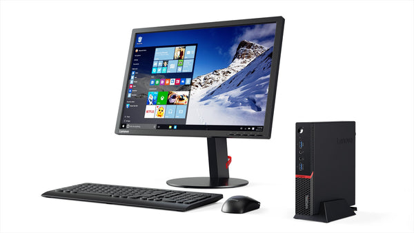 Lenovo M900 Tiny i5-6500T side view