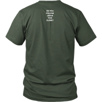 Do You Follow Jesus This Close? - District Shirt