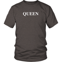 It's good to Queen [white] - District Unisex Shirt