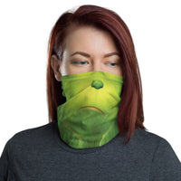 The Grinch Snowman Face Mask & Neck Gaiter (Limited Edition)