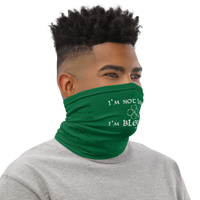 I'm not lucky, I'm blessed Face Mask & Neck Gaiter