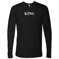 It's good to King [white] - Next Level Long Sleeve