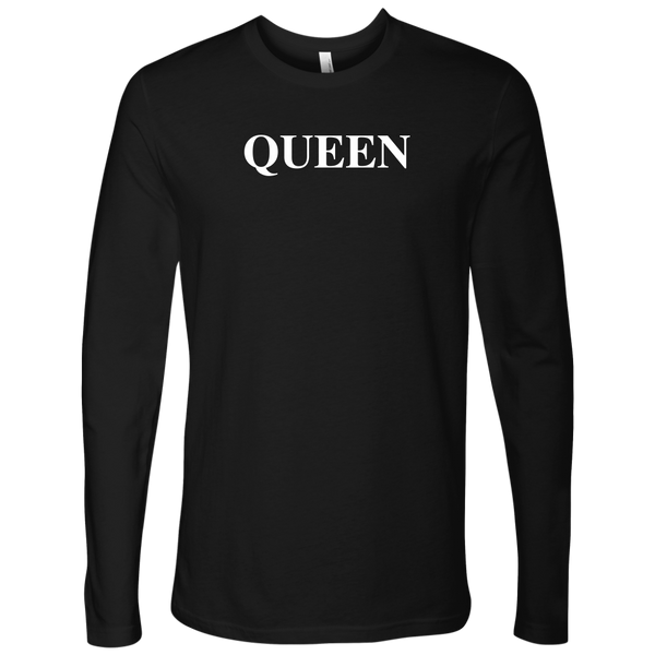 It's good to Queen [white] - Next Level Long Sleeve
