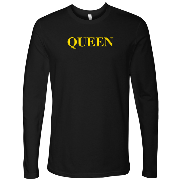 It's good to Queen [gold] - Next Level Long Sleeve