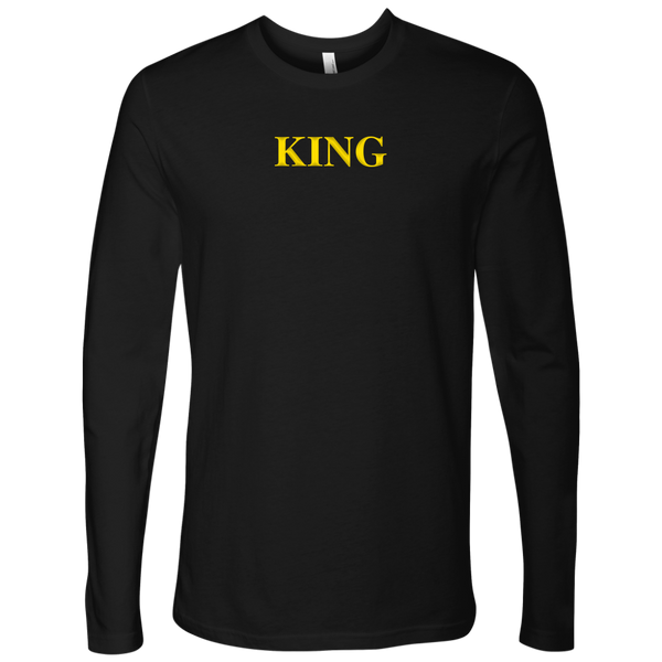 It's good to King [gold] - Next Level Long Sleeve