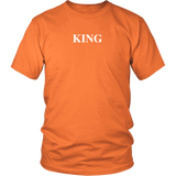 It's good to King [white] - District Unisex Shirt