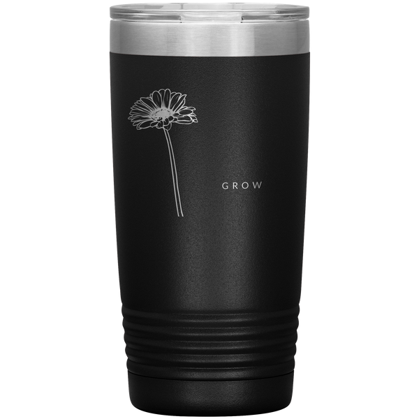 Grow - 20 Ounce Vacuum Tumbler
