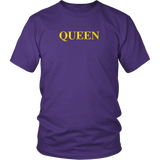 It's good to Queen [gold] - District Unisex Shirt