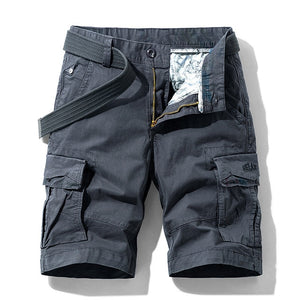 Emporium Essex Pockets Cargo Shorts
