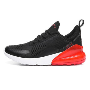Breathable Air Mesh Outdoor Sport Shoes Couple Cushion Flats Training