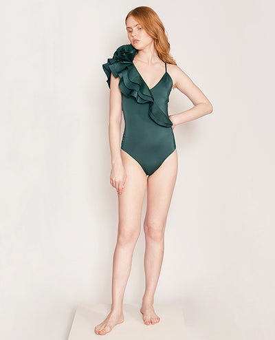 Noor Body Verde - Boho Hunter Europe