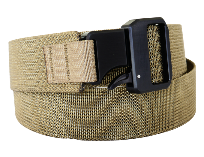 Coyote Brown Strap - Black Latch