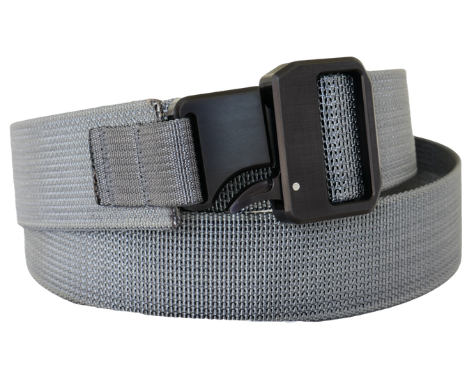Wolf Grey Strap - Black Latch