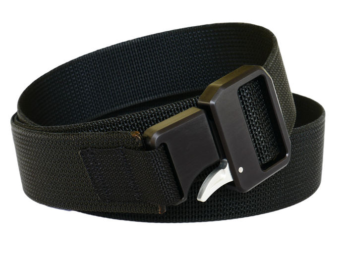 Black Strap - Silver Latch