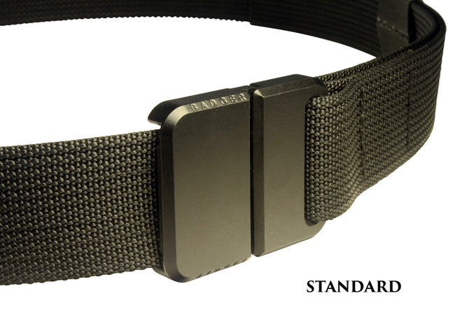 BadgerStrap - Wolf Grey Single Layer