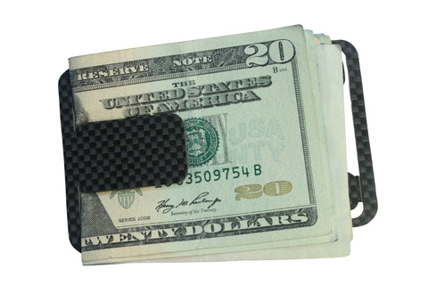 Flexy Un-Wallet: Carbon Fiber