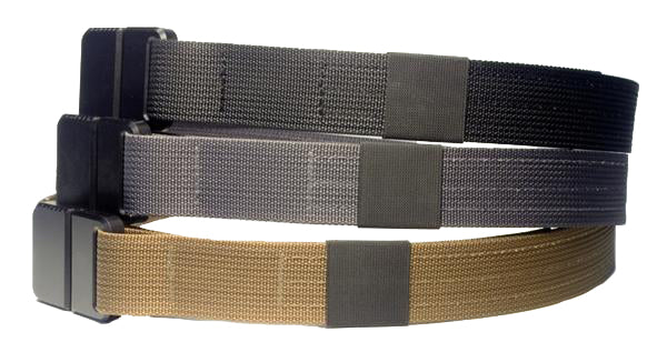 BadgerStrap - Black Double Layer