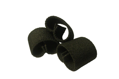 3 Pack of Elastic Belt Keepers