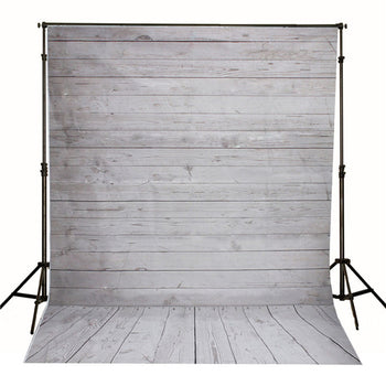 Wood Floor Photo Backdrop