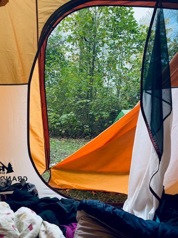 Camping at Cuyahoga Valley National Park