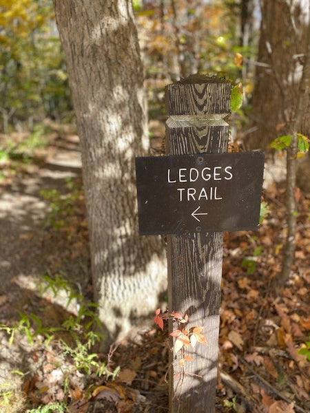 Ledges Trail at Cuyahoga Valley National Park