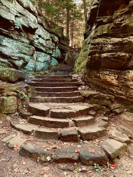 The Steps at Cuyahoga Valley National Park