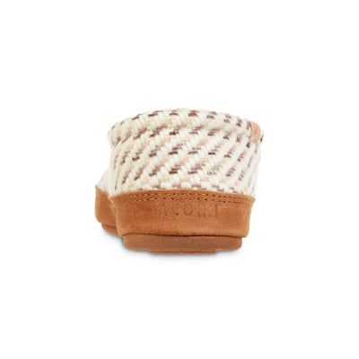 Women's Textured Moccasins