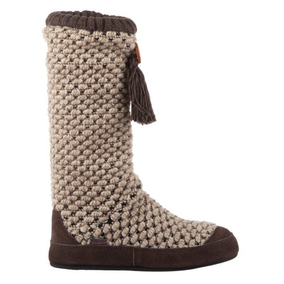Acorn Jam Tassel Boot Side View