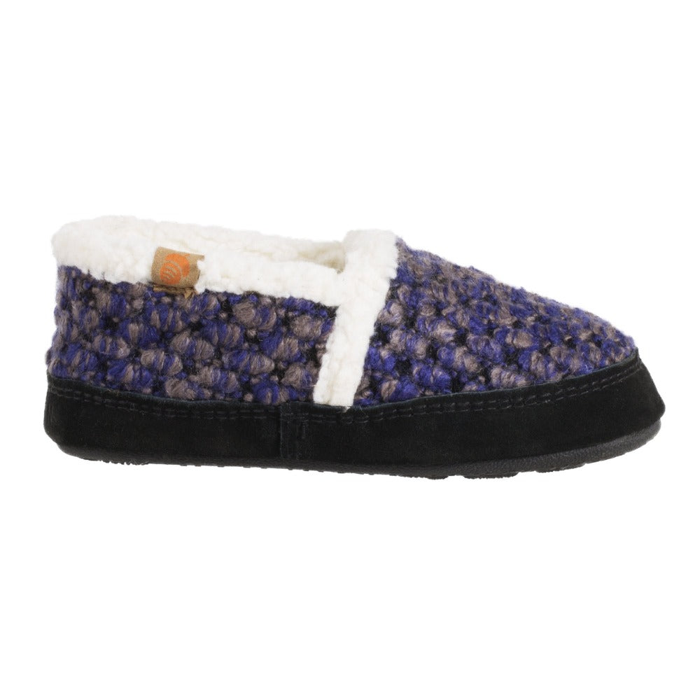 Blueberry Acorn Slipper