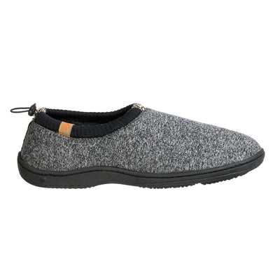 Black Heather Explorer Shoe side angle