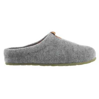 Women's Parker Hoodback Slipper + BLOOM™ in Ash Grey Profile