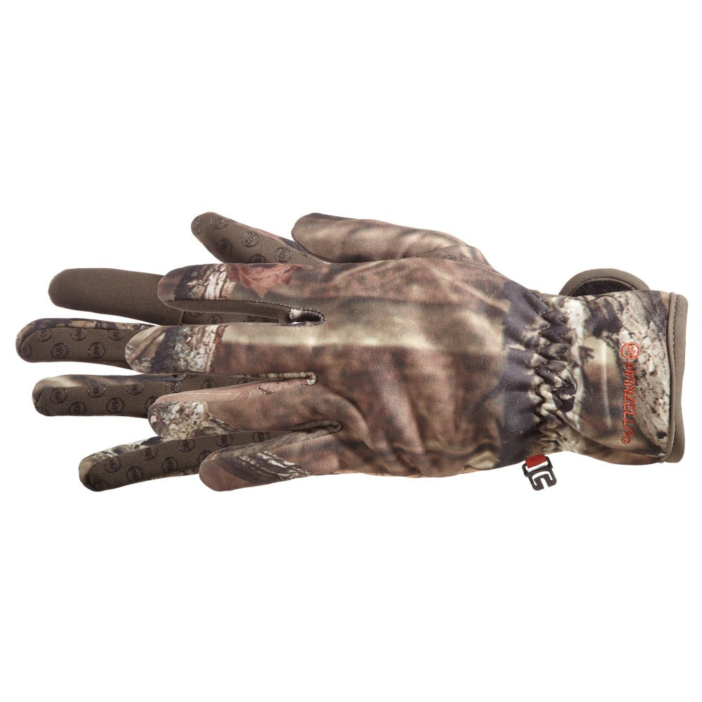 Men's Bow Ranger Hunting Gloves Pair Side View