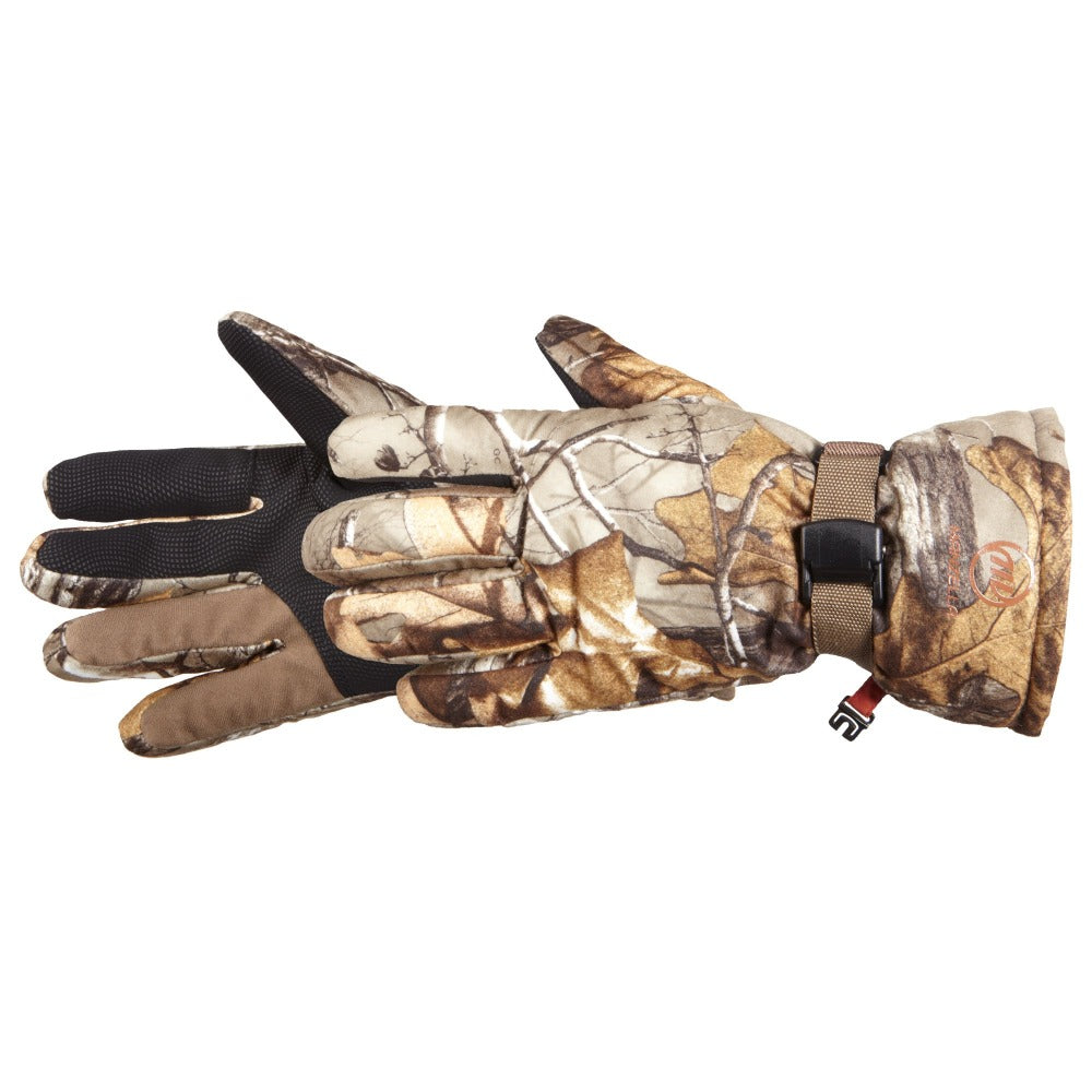 Men's Bruin Hunting Gloves Pair Side Profile