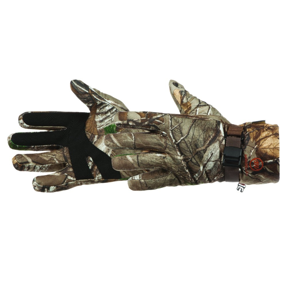 Women's Tracker Hunting Gloves Pair Side Profile