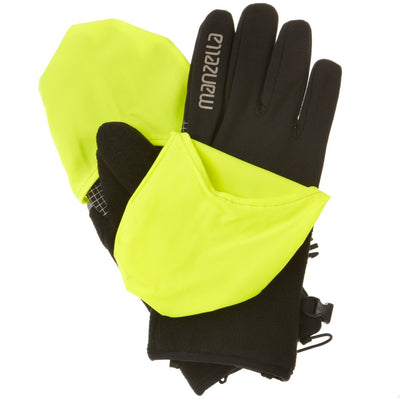 Men's Hatchback Outdoor Gloves Pair Straight On View
