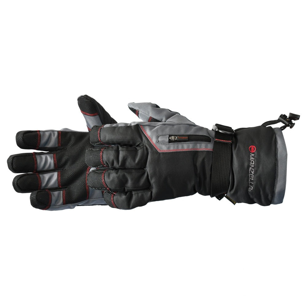 Men's Yukon Outdoor Gloves in Black
