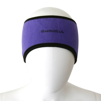 Women's Tahoe Headband in Ultraviolet Head on View