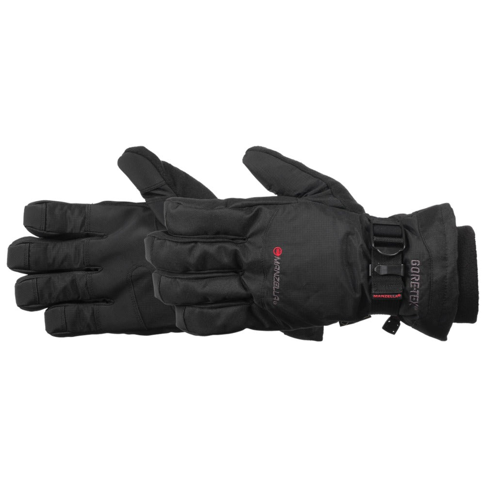 Men's Gore-Tex Stealth 2 Ski Gloves Pair Side Profile