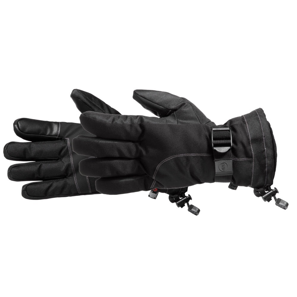 Men's Montana Waterproof Ski Glove Pair Side Profile