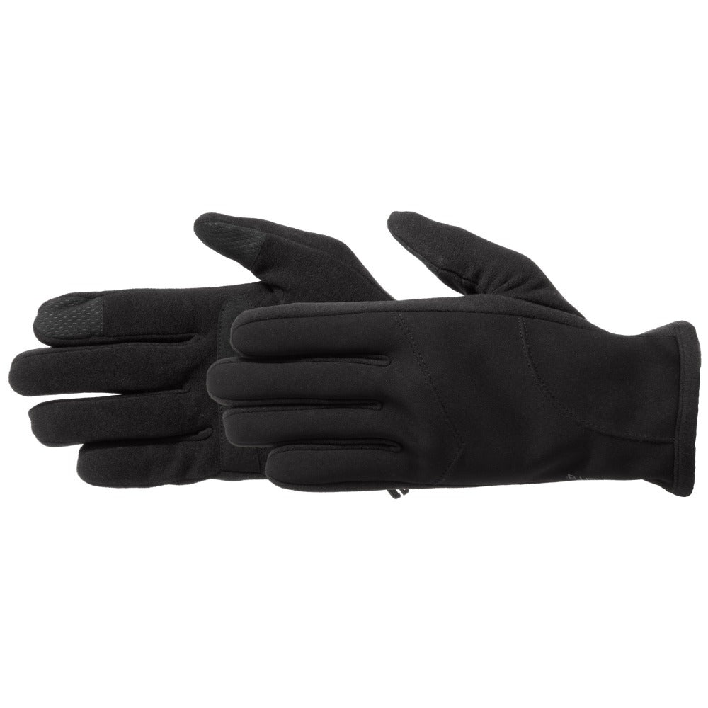 Men's Hybrid Ultra TouchTip Glove Pair Side Profile