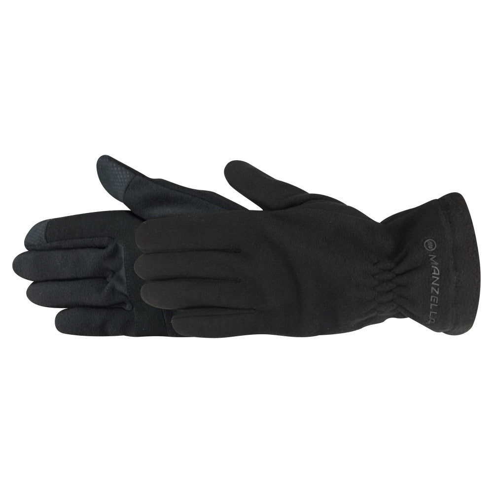 Men's Tahoe 2.0 Ultra Glove pair in black side profile