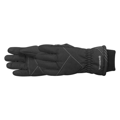 Kid's Drift Glove pair in grey side profile