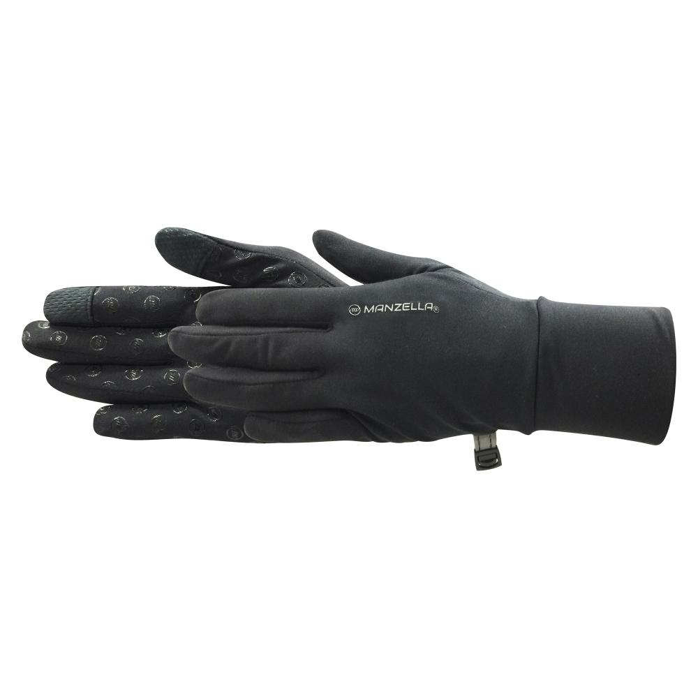 Women's Sprint Ultra Glove pair in black side profile