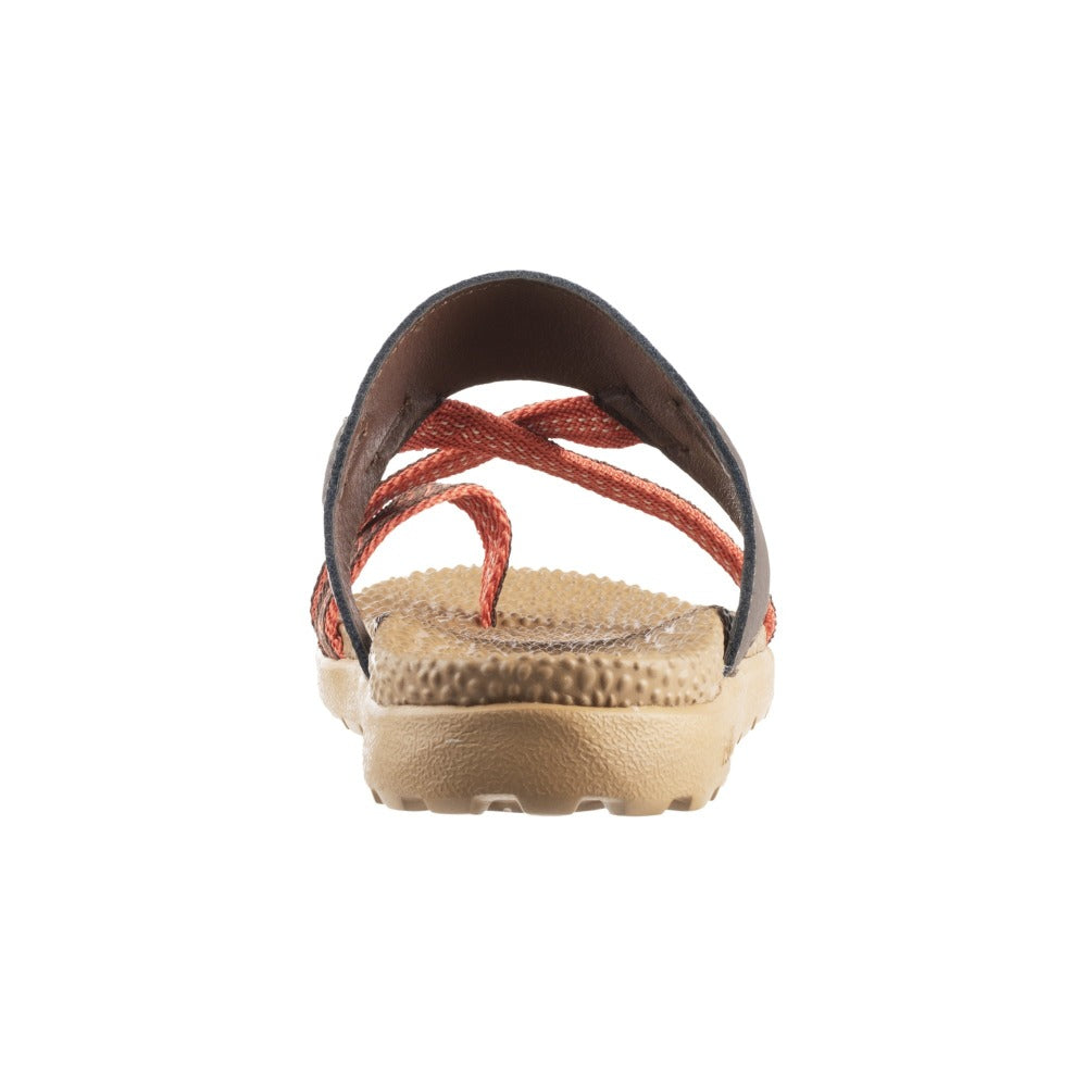 Womens Everywear Riley Sandal Back View