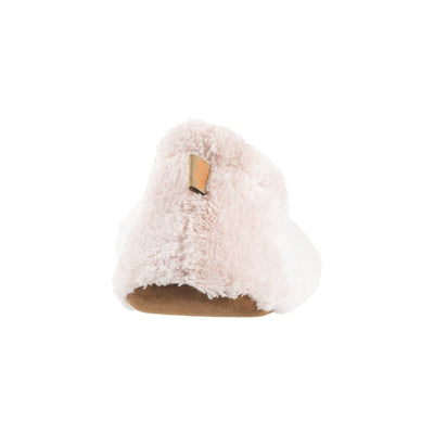 Women's Spa Travel Slipper in Pink Back