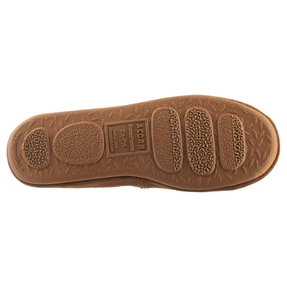 Women's Lightweight Bristol Loafer in Pebble Bottom Sole Tread