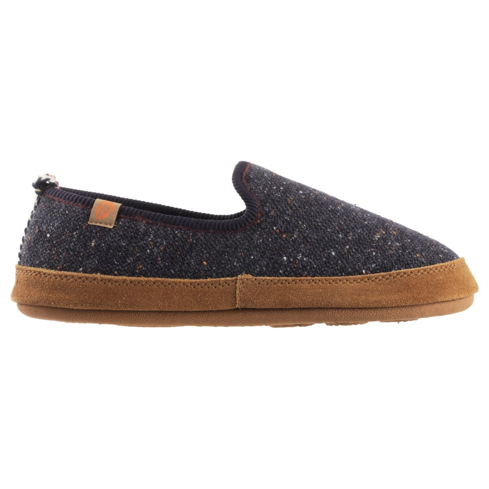 Women's Lightweight Bristol Loafer in Navy Blue Profile