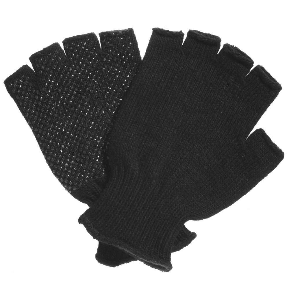 Men's Bl-12in Uniform Gloves Pair Straight On View