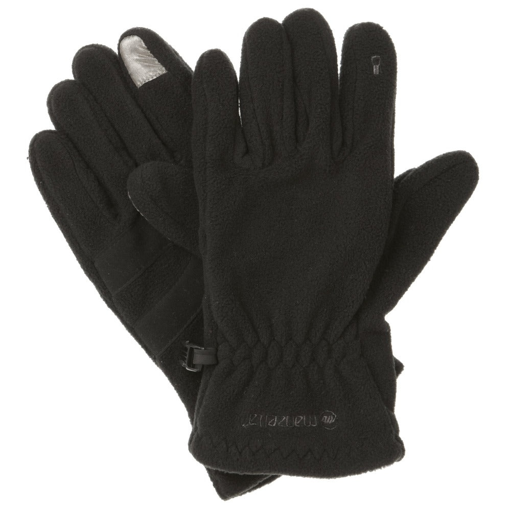 Men's Tahoe Touchtip Uniform Gloves Pair Straight On View